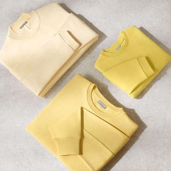 vintage colors in contemporary design